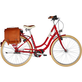 Ortler E-Summerfield 7-speed Dames, classic red